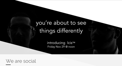 LAFORGE OPTICAL is to present its Glass prototype today at noon EST | Wearable technology | Scoop.it