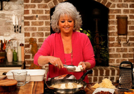 Publisher Drops Book Deal With TV Chef Paula Deen | Public Relations & Social Media Insight | Scoop.it