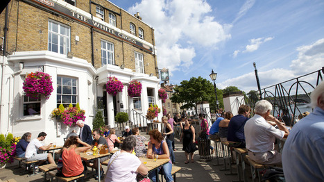London's best riverside pubs and bars | Londra in Vacanza - London on holiday | Scoop.it