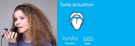 Tecnología que recrea electrónicamente el gusto de los alimentos | precesores tecnologicos | Scoop.it