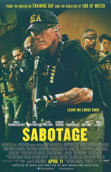 Watch Sabotage (2014) Movie Full Online Free | Streaming | 2014 ~ Watch Free Movies Online Without Downloading Anything or Signing Up or Surveys | Watch Sabotage Online Free Megashare | 2014 | Megavideo | Putlocker | Scoop.it