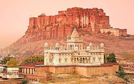Places to Visit in Jodhpur - The Blue City | Hotels & Accommodation | Scoop.it