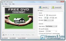 SWF to GIF Animator : un logiciel gratuit qui convertit les fichiers SWF en GIF animés | Les bons plans de la petite entreprise | Scoop.it