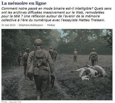 Article du jour (72) : La mémoire en ligne | Ma Bretagne | Scoop.it