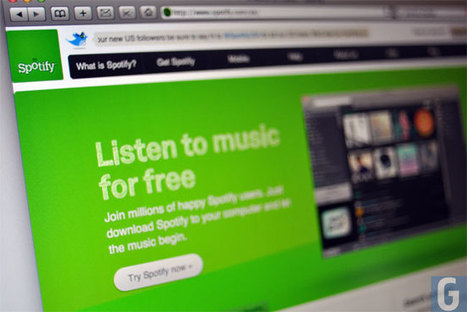 Spotify Announcing 'Exciting News' On A Global Scale, November 30th | Technology and Gadgets | Scoop.it