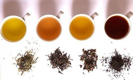 Why Do Your Tea Leaves Move To The Middle Of The Cup? | Strange days indeed... | Scoop.it