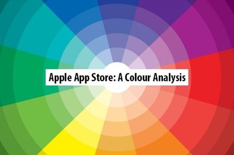 Apple App Store: A Colour Analysis | ios | Scoop.it
