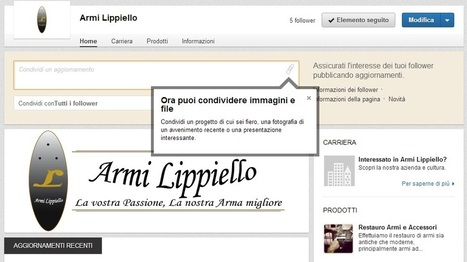 Una marcia in più per le Company Pages su LinkedIn | Linkedin Marketing All News | Scoop.it