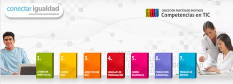 Colección Fascículos Digitales: Competencias en TIC | herramientas y recursos docentes | Scoop.it