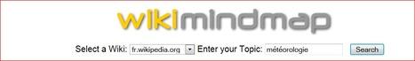 Wikimindmap: pour créer une carte heuristique | Time to Learn | Scoop.it