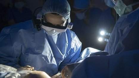 Goggles help surgeons 'see' tumours   ICTHealth   Scoop.it
