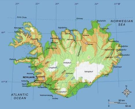L'Islande retrouve un intérêt stratégique et militaire | Space matters | Scoop.it