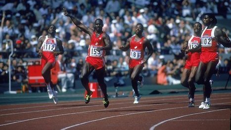 Ben Johnson urges Carl Lewis to come clean and admit using performance enhancing drugs | Doping in sport | Scoop.it