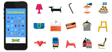 IIKEA introduces 100+ emoticons | Creative Feeds | Scoop.it