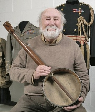 Historic First World War banjo comes back to Canada | Antiques & Vintage Collectibles | Scoop.it