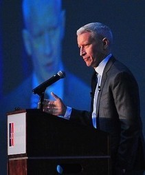 Quoted: Anderson Cooper on his CIA internship - Washington Post (blog) | Anderson Cooper | Scoop.it