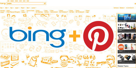 Bing Gets Prettier: Adds Pinterest Boards To Image Search | AtDotCom Social media | Scoop.it
