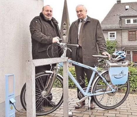 E-Bike aufladen- SauerlandKurier | véhicules électriques étude de marché | Scoop.it