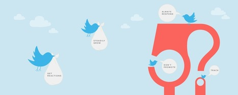 The 5 Indicators That You Are Tweeting the Right Amount Per Day | Social Media Useful Info | Scoop.it