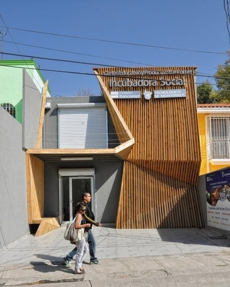 Incubadora Social by Shine Architecture | CRAW | Scoop.it
