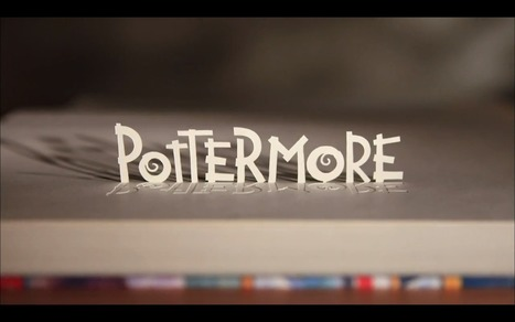 Pottermore arrecada o prémio Digital Strategy of the Year - Blogtailors | Communication and Leadership | Scoop.it