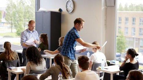 Onderzoek eindexamens: scholen die investeren in leraren scoren beter   Business Development   Scoop.it