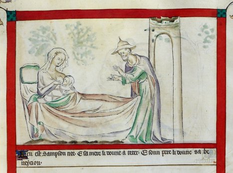 Oh, Baby! - Medievalists.net | Medieval History | Scoop.it