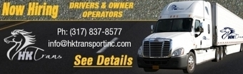 Indian Trucking Services, Logistics Solutions and Indian Trailer Rental Indianapolis, IN | Business Listing | Scoop.it