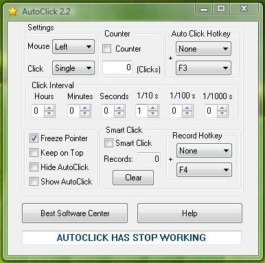AutoClick 2.2 Free Download | AntiVirus Softwares | Antivirus Softwraes | Scoop.it