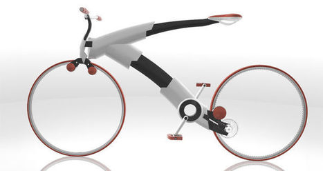 22 Stunning Bicycle Designs | Science, Energy and Technology | Scoop.it