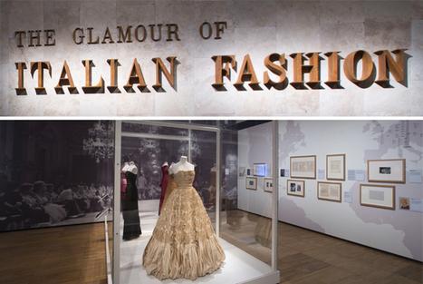 Bella Italia! The Glamour of Italian Fashion | Moda | Scoop.it