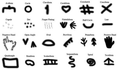 Geometric Signs - Prehistory - Hominidés | Visual Thinking | Scoop.it