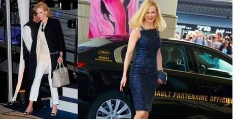 Nicole Kidman incanta Cannes in bianco e nero - Sfilate | fashion and runway - sfilate e moda | Scoop.it