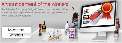 Henkel - Adhesive Packaging Design Contest | Crowdsourcing Contests | Scoop.it