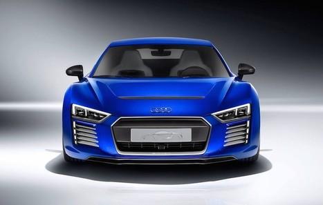 La Audi R8 e-tron devient autonome ! | Crakks | Scoop.it