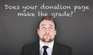 How does your donation page stack up? | Nonprofit website, donate now button, donation page, thank you page | Scoop.it
