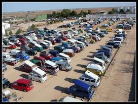 Ardelle o eixo Vans: Los usuarios de furgonetas camper y autocaravanas critican los precios abusivos de campings | Areavan | Scoop.it