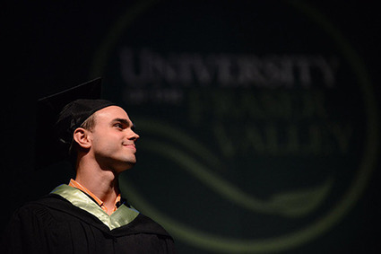 Etienne Dreyer becomes youngest-known graduate of science program - Abbotsford News | HCS Learning Commons Newsletter | Scoop.it
