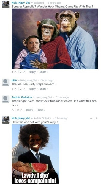 Michelle Obama Continues Hawaiian Vacation, Breitbart Commenters Respond With Deluge of Racism   Racism   Scoop.it