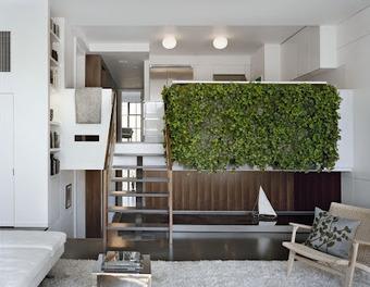 Apartamento en New York por Pulltab Design | NIU. Interiors & homes | Scoop.it