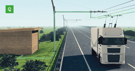 Siemens va tester une « autoroute électrique » en Californie | Le flux d'Infogreen.lu | Scoop.it