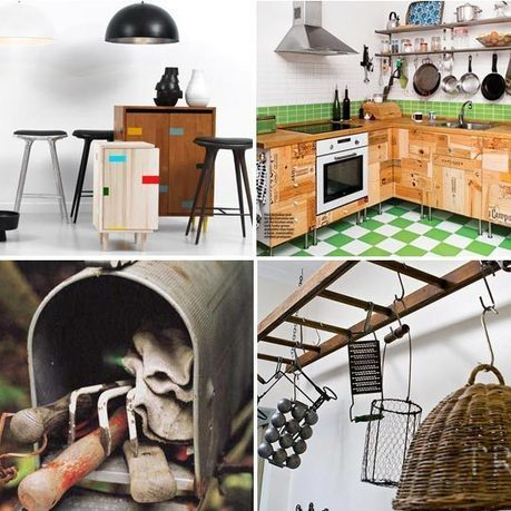 49 Creative Reuse Ideas That Will Inspire & Surprise You    Roundup | Change the World | Scoop.it