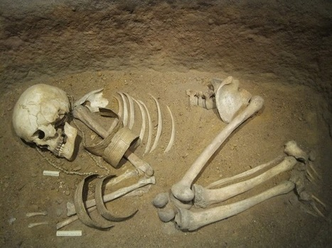 PALEO : Researchers Find Early Foraging Societies Were Not Warlik | World Neolithic | Scoop.it