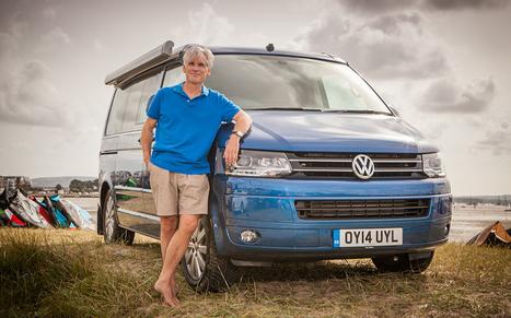 Old vs new: Volkswagen T2 and California camper vans go head to head | Campervans News | Scoop.it