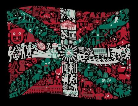 La campaña de Kukuxumusu que promocionará Euskadi estas navidades. - moleskana   moleskana   Scoop.it