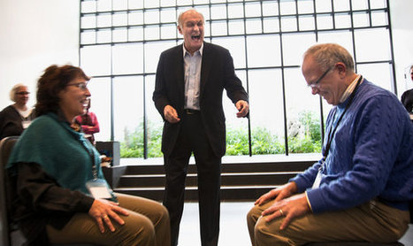 Attention, All Scientists: Do Improv, With Alan Alda's Help | Culture Change | Scoop.it