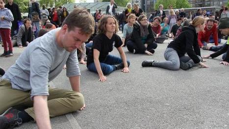 """Fous de danse à Rennes. Le """"flash mob"""" contemporain de Charmatz   performances, expos à Rennes   Scoop.it"""