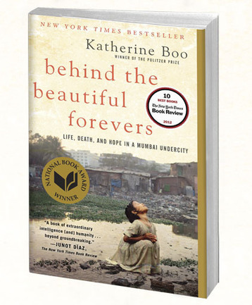 Behind the Beautiful Forevers    | Book Club | Scoop.it