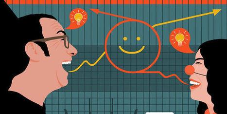 Rire plus pour travailler mieux? | L'actualité du coaching pour les managers | Scoop.it