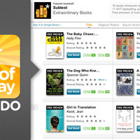 Subtext for iPad: Reading Together Is Pretty Fun | iPad Apps for Education | Scoop.it